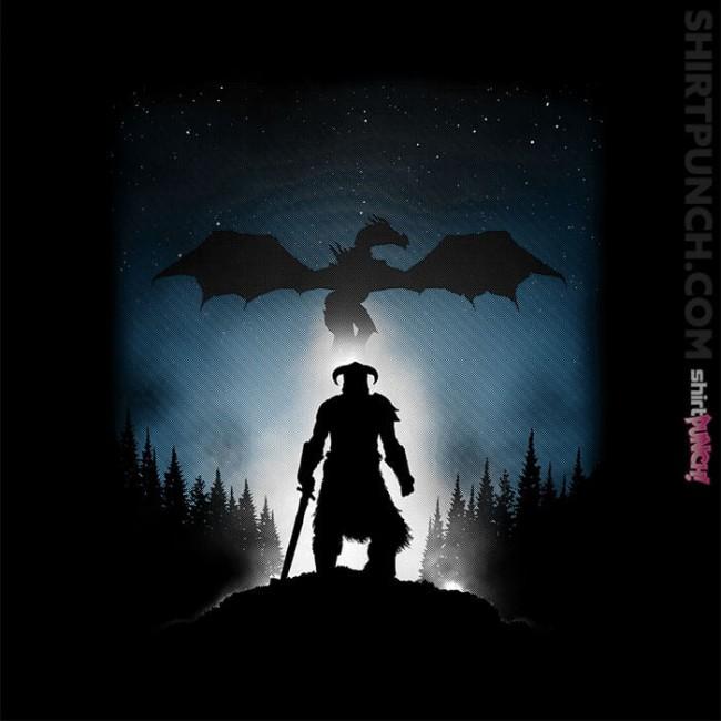 Skyrim Dragon Hunting