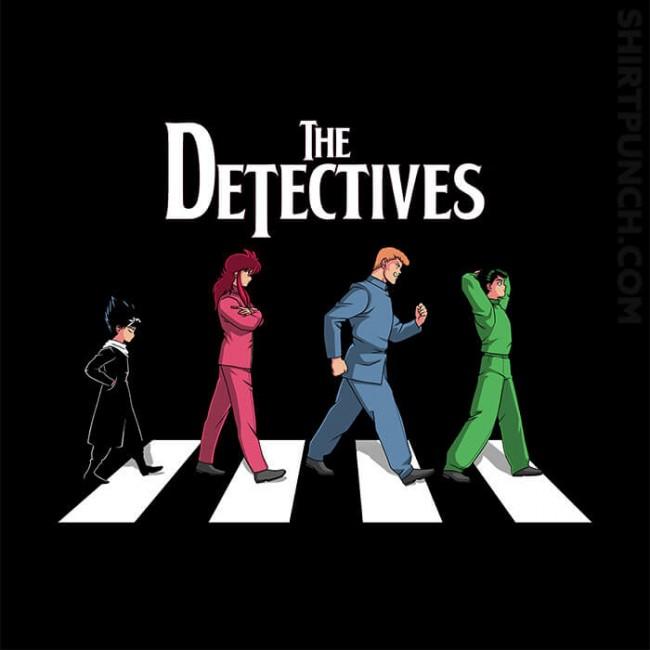 The Spirit Detectives