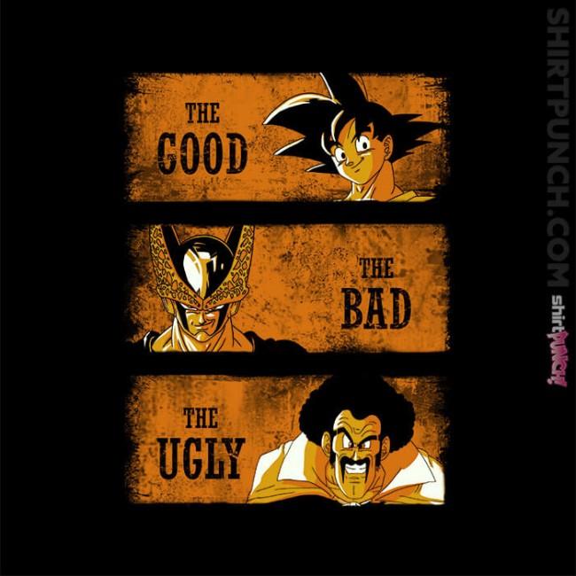 Good Bady Ugly DBZ