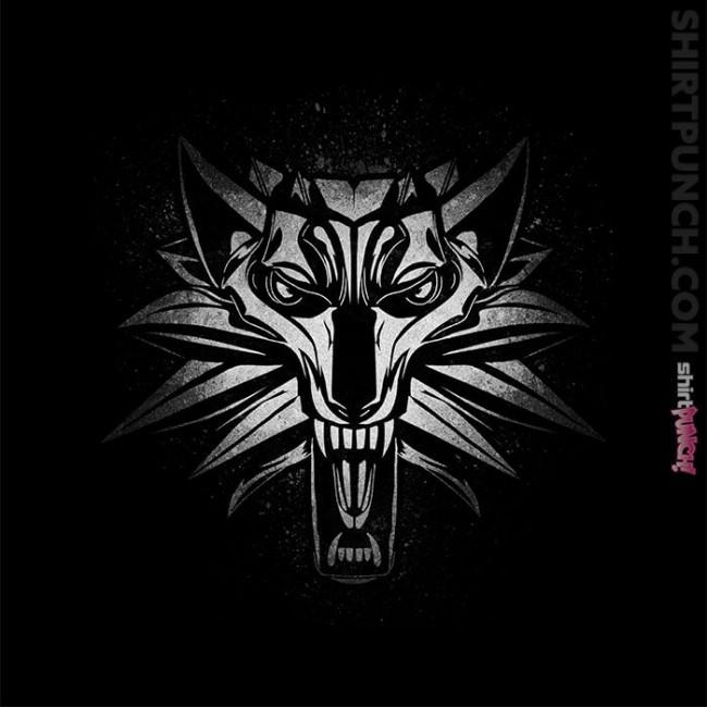 Graffiti White Wolf