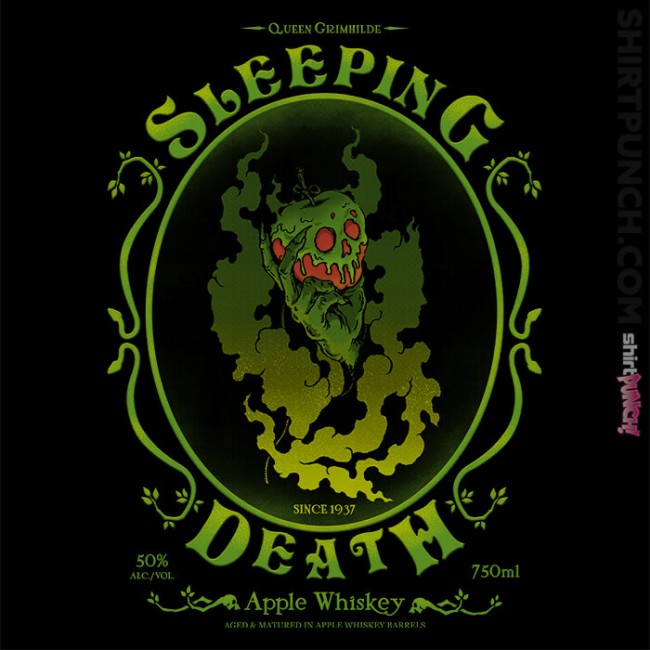 Sleeping Death Whiskey