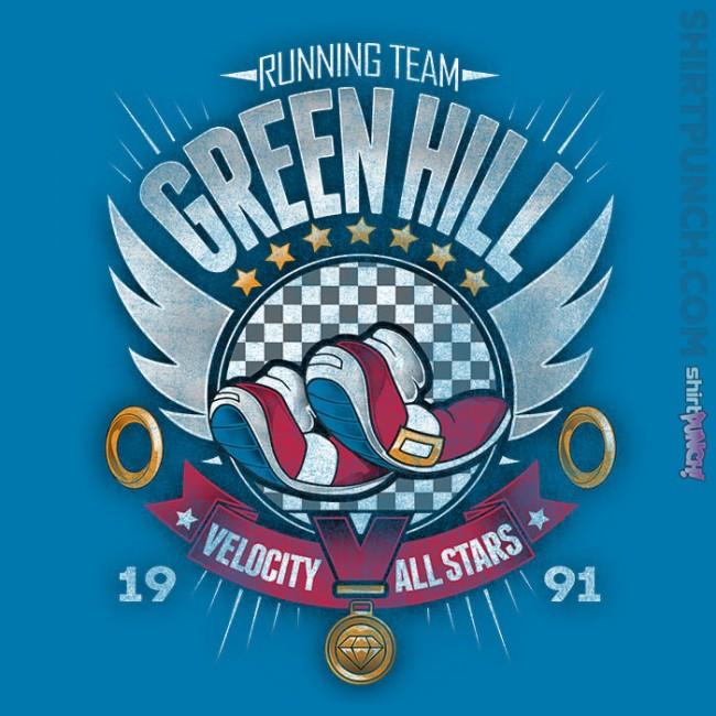 Green Hill Running Team