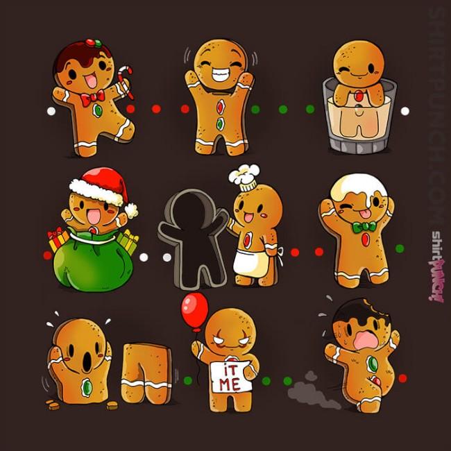 Ginger Bread Christmas