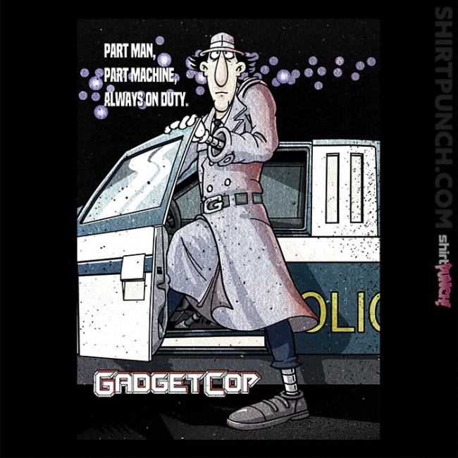 Gadget Cop