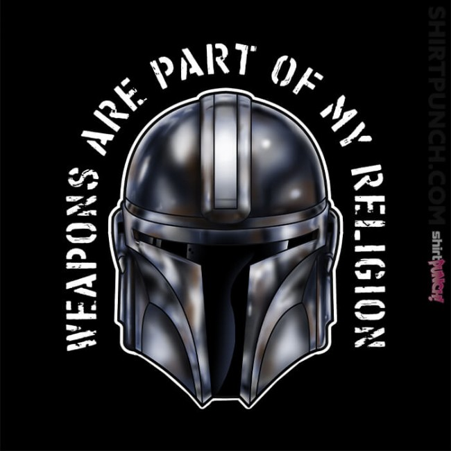 Weapons Are Part Of My Religion