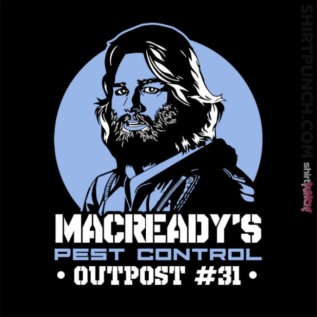 Macready's Pest Control
