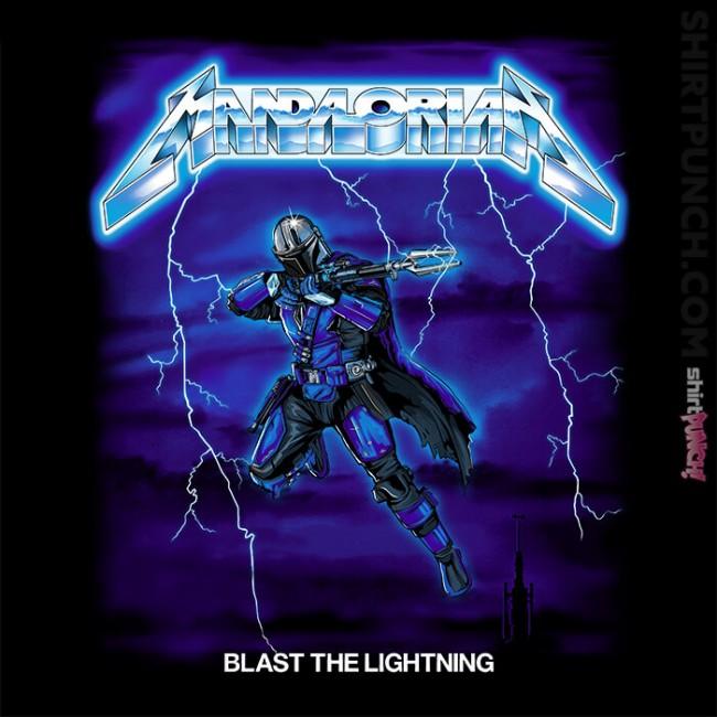Blast The Lightning