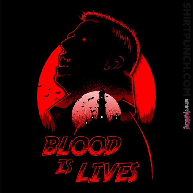 Blood Is Lives