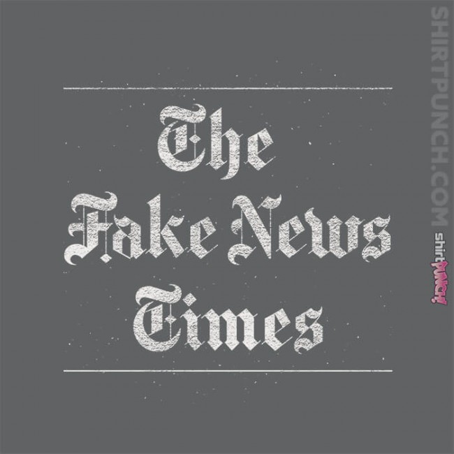 The Fake News Times