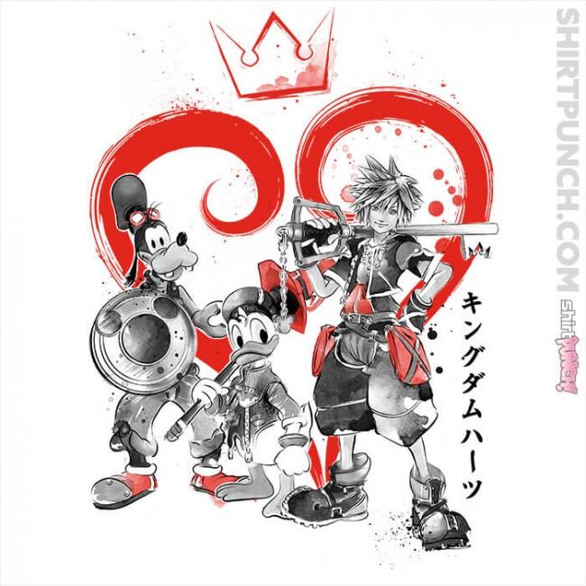 Kingdom Sumi-e