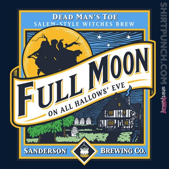 Sanderson Full Moon