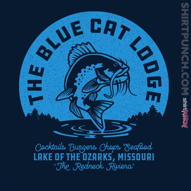 The Blue Cat Lodge