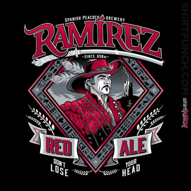 Ramirez Red Ale