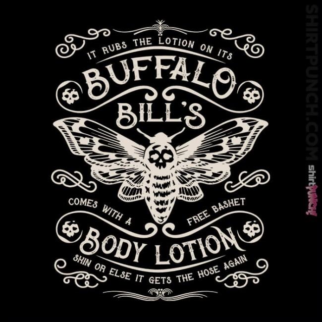 Buffalo Bill's Body Lotion