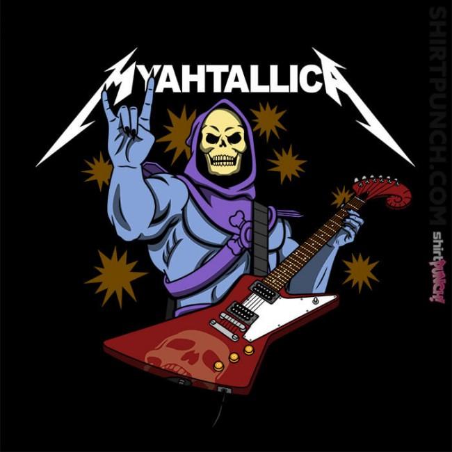 Myahtallica