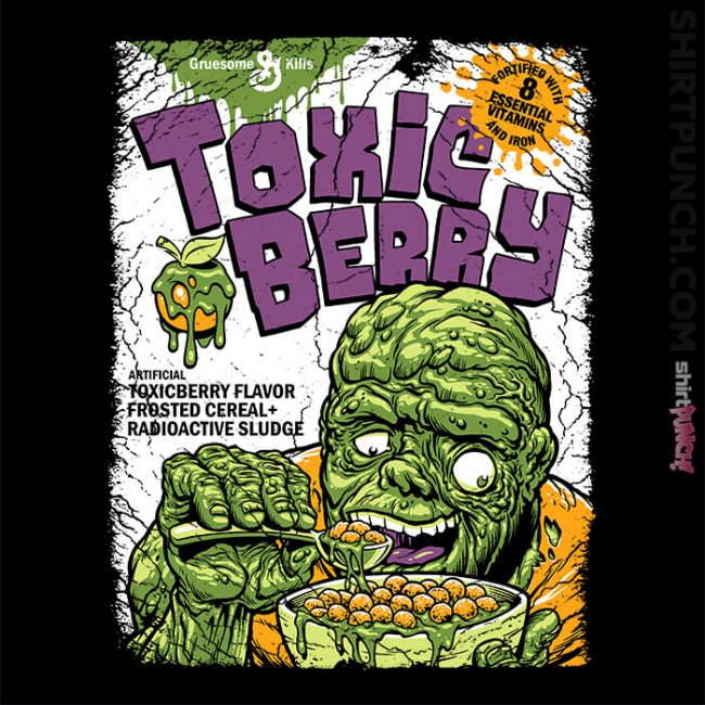 Toxicberry Cereal