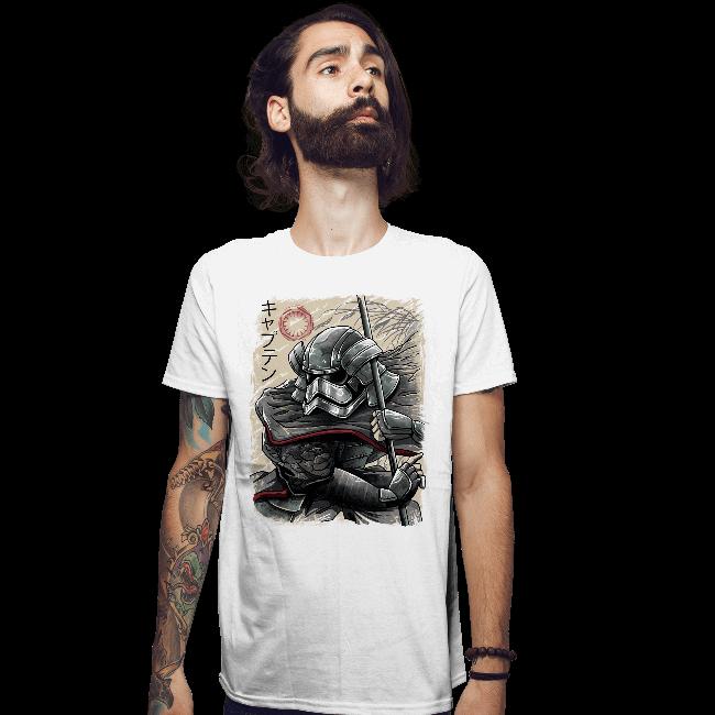 The Samurai Captain