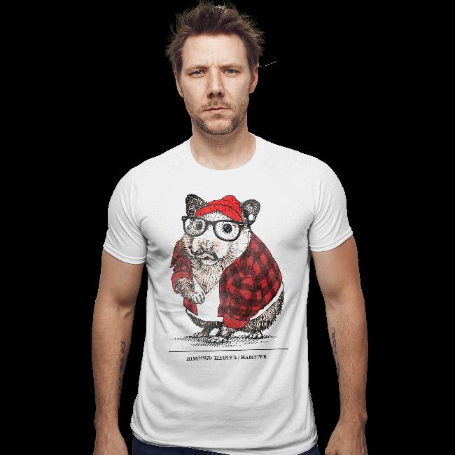 Himster: Hipster-Hamster