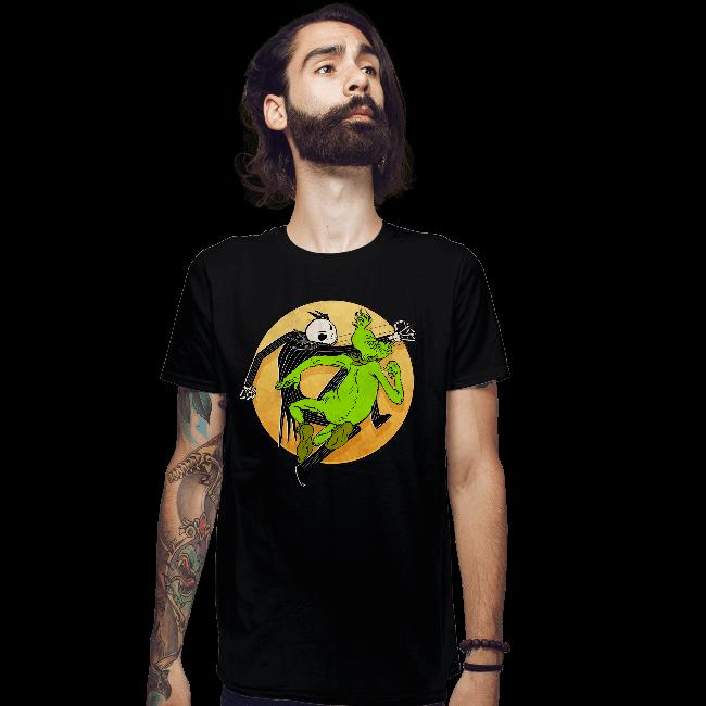 Jack VS Grinch