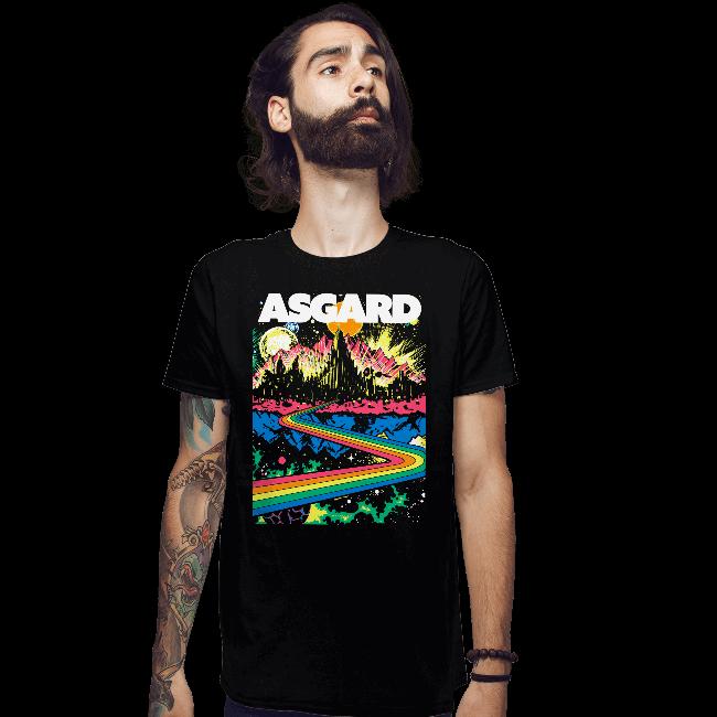 Visit Asgard