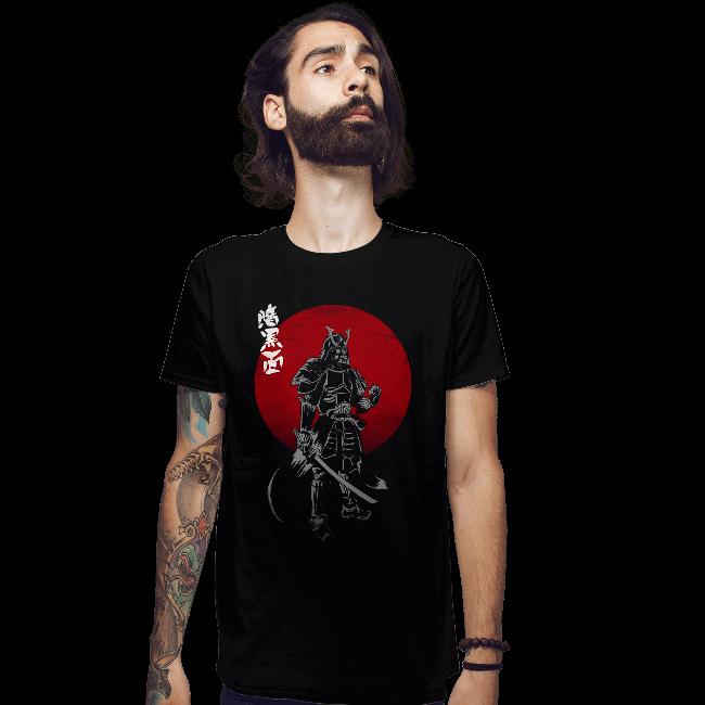 Dark Side of the Ninja