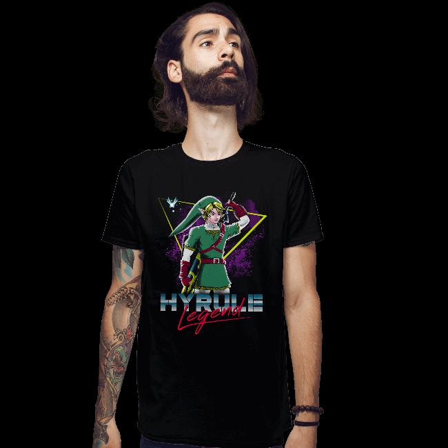 Hyrule Legend