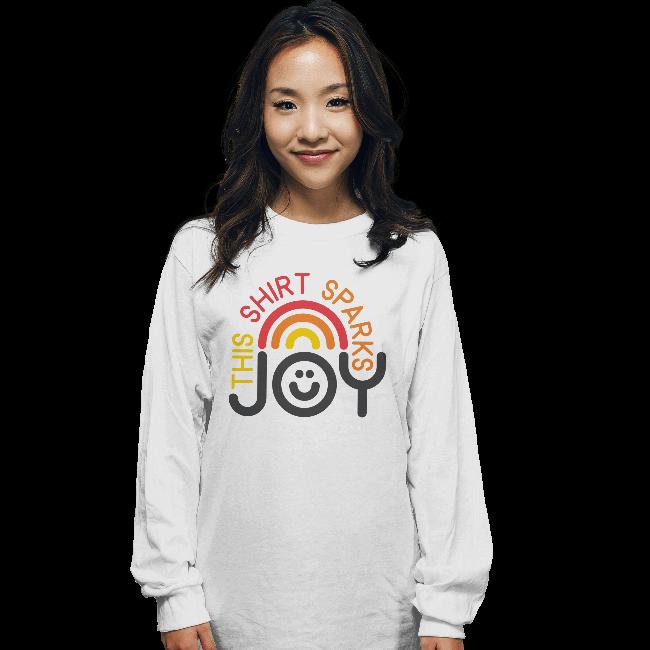 This Shirt Sparks Joy