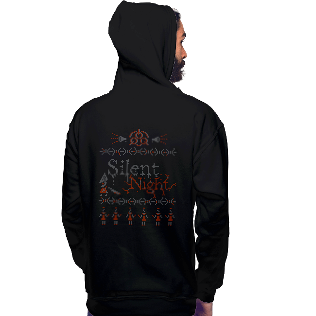 Silent Hill Ugly Halloween Sweater