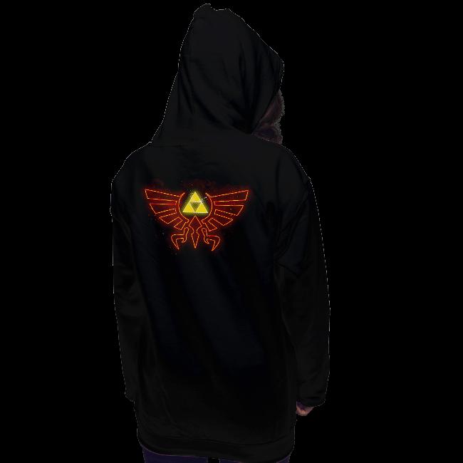 Hyrule Fire Crest