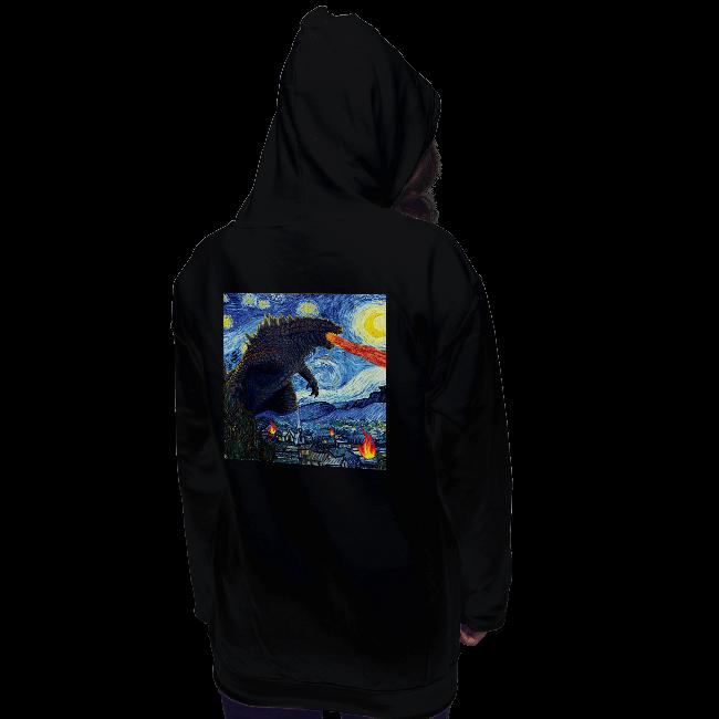 Starry Godzilla