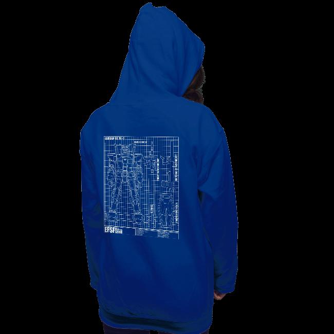 RX-78-2 Blueprint