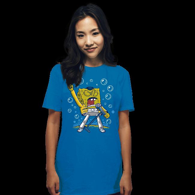 Sponge Freddy