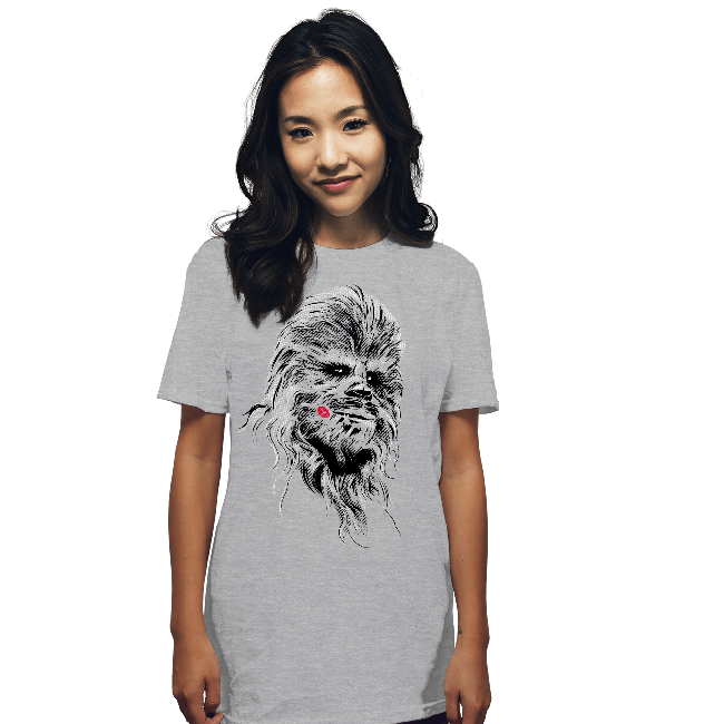 Kiss The Wookiee