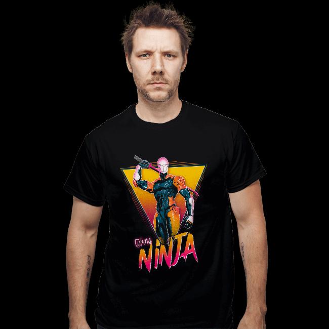 Gray Fox - Cyborg Ninja