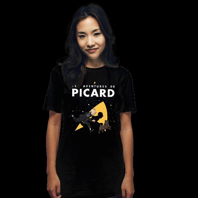 Les Aventures De Picard