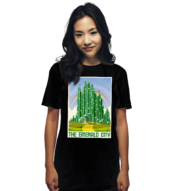 Visit The Emerald City