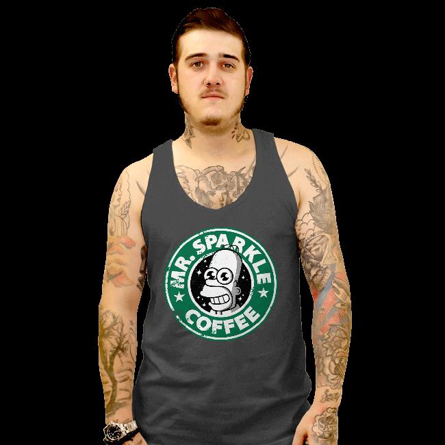 Mr. Sparkle Coffee