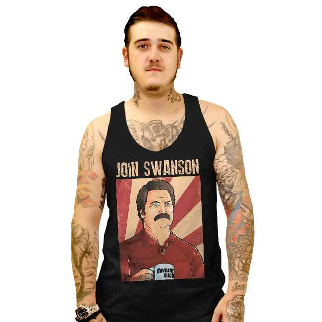Join Swanson