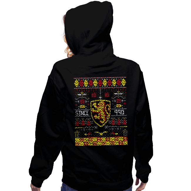 ugly lion sweater - Harry Potter Ugly Christmas Sweater