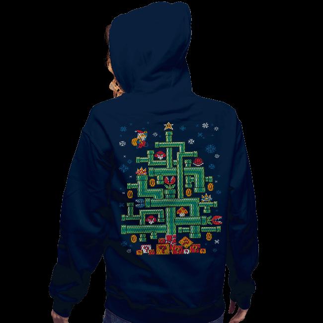 It's a Tree Mario