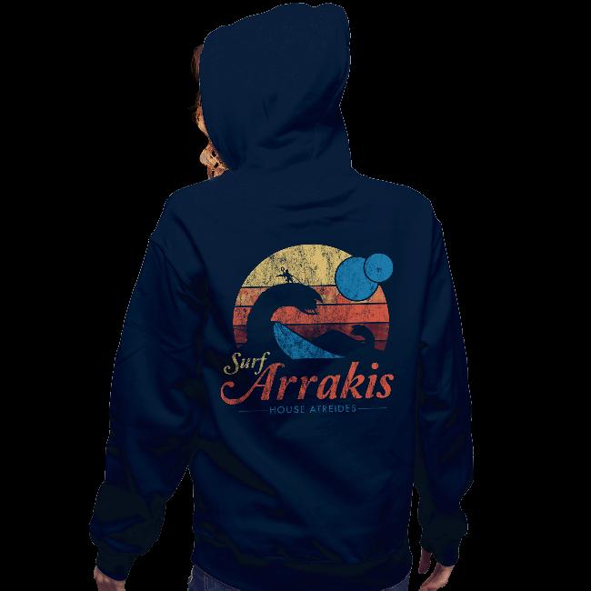 Surf Arrakis