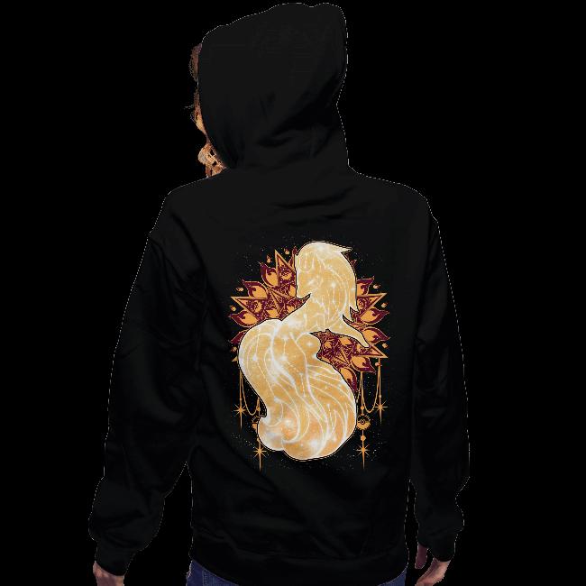 Starry Fire Kitsune