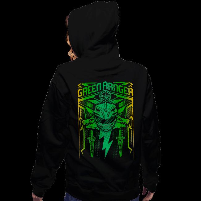 Green Ranger Crest