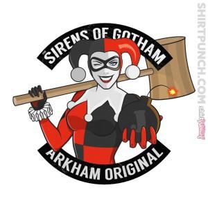 Sirens of Gotham