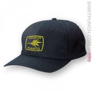 Hecho En Kanto Hat