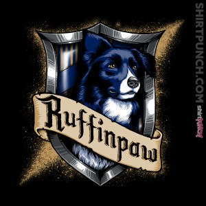 Hairy Pupper House Ruffinpaw